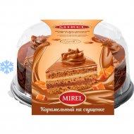 Торт замороженный «Mirel» карамельный на сгущенке, 700 г