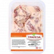 Шашлык из свинины в майонезе, охлажденный, 1 кг., фасовка 0.8-1.1 кг