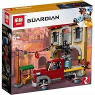 Конструктор «Lepin» Guardian Dorado Showdown, 50003