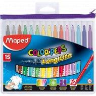 Фломастеры «Color Peps» 15 цветов.