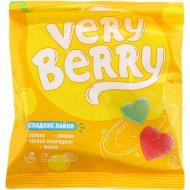 Мармелад желейный «Very Berry» фруктово-ягодный микс, 75 г.