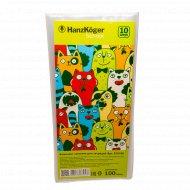 Комплект обложек для тетрадей «HanzKoger» 10 шт