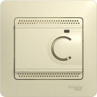 Термостат теплого пола «Schneider Electric» Glossa, GSL000238