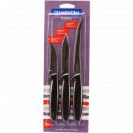 Набор ножей металлических «Plenus»для овощей, 3 шт .