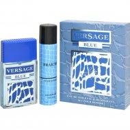 Парфюмерный набор «Versage» Blue, 100+75 мл