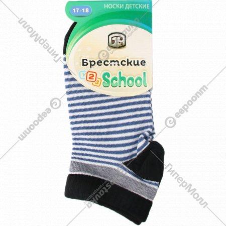 Носки детские, размер 17-18, 18С3087.
