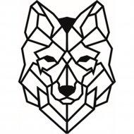 Настенный декор «Woodary» 2313, 495x380 мм