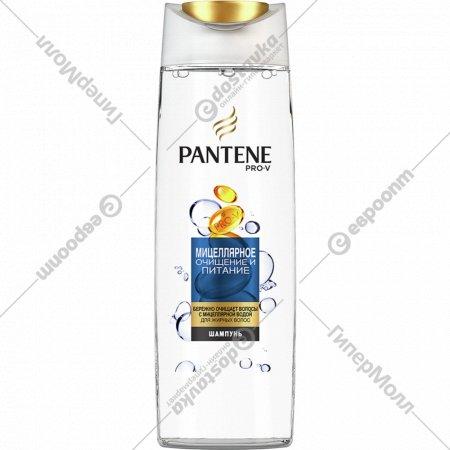 Шампунь «Pantene» мицеллярное очищение и питание, 400 мл