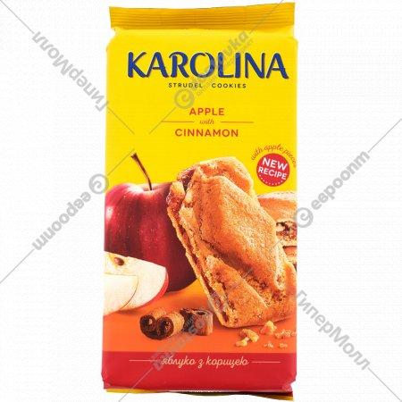 Печенье «Karolina» яблоко и корица, 168 г.