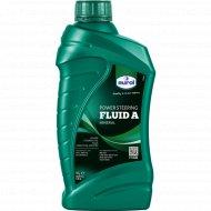 Жидкость гидравлическая «Eurol» Powersteering Fluid A, E113680-1L, 1 л