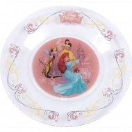 Тарелка «Принцессы» десертная, 19.6 см.