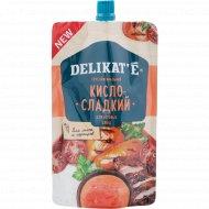 Соус оригинальный «Delikat'e» кисло-сладкий, 210 г