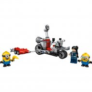 Конструктор «King» Minions and Unstoppable Bike Chase, 81888