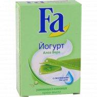 Крем-мыло «Fa» йогурт алое вера, 90 г.