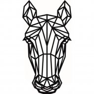 Настенный декор «Woodary» 2322, 505x265 мм