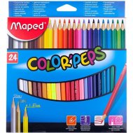 Карандаши «Color Peps» 24 шт.