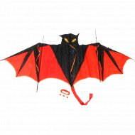 Воздушный змей «Летучая мышь» 180x80 см.