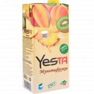 Нектар мультифруктовый «Yesta» 0.95 л