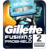 Кассеты для бритья «Gillette» Fusion Proshield Chill, 2 шт.