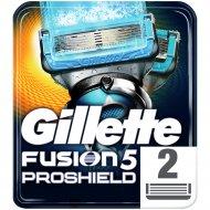 Кассеты для бритья «Gillette» Fusion Proshield Chill, 2 шт.