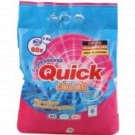 Стиральный порошок «Quick» Колор для цветного белья, 5 кг.