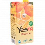 Нектар апельсиновый «Yesta» 0.95 л