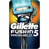 Бритва безопасная «Gillette Fusion Proshield Chill».