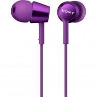 Наушники-вкладыши «Sony» MDR-EX150