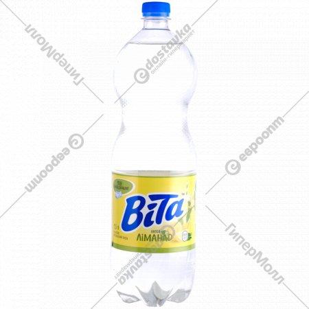 Напиток газированный «Biта» лимонад, 1.5 л.