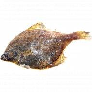 Рыба «Камбала» мороженая, 1 кг., фасовка 0.6-1.2 кг