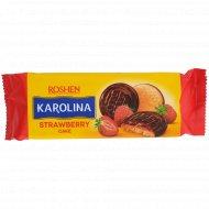 Печенье «Karolina» со вкусом клубники, 135 г.