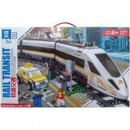 Конструктор «Zhe gao» High-speed train, QL0307