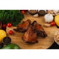 Спинка цыпленка копчено-запеченая, охлажденная, 1 кг., фасовка 0.2-0.4 кг