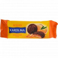 Печенье «Karolina» со вкусом апельсина, 135 г.