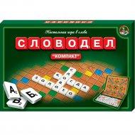 Игра настольная «Словодел Компакт»