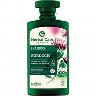 Шампунь для волос «Herbal Care» репейный, 330 мл.