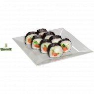 Суши «Футомаки с чука и лососем» 1/250