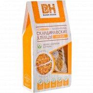 Скандинавские хлебцы «Baker House» овсяные, цельнозерновые, 150 г.
