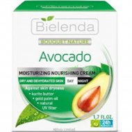 Крем дневной и ночной «Bielenda» авокадо, 50 мл.
