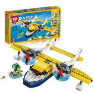 Конструктор «Lepin» Builders 3 in 1 Island Adventures, 24021