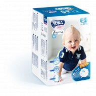 Подгузники детские одноразовые «Aura» размер 5XL, 11-25 кг, 12 шт.