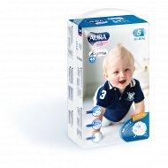 Подгузники детские одноразовые «Aura» размер 5XL, 11-25 кг, 48 шт.
