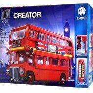 Конструктор «King» London Bus, 85023