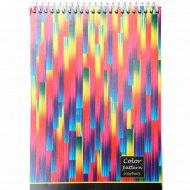 Блокнот «Цветные полосы» А5, 48 листов.