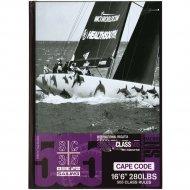 Бизнес-блокнот «Яхты» А5, 80 л.