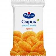 Сырок творожный «Савушкин» курага, 9%, 100 г.