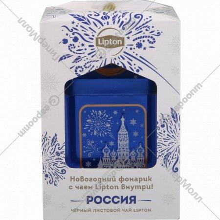 Набор «Lipton» елочное украшение с листовым чаем, 30 г.
