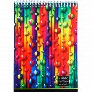 Блокнот «Цветные шарики» А5, 48 листов.