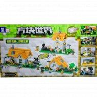 Конструктор «Zhe gao» Minecraft Big Summer House, QL0554