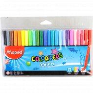 Фломастеры «Color Peps Ocean» 24 шт.